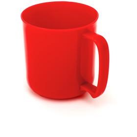 GSI Cascadian juomapullo , punainen